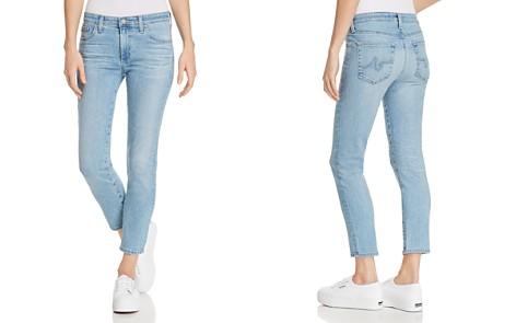 AG Prima Crop Straight Jeans in 20 Years Oceana - Bloomingdale's_2