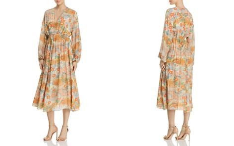 Elizabeth and James Norma Printed Silk Dress - Bloomingdale's_2