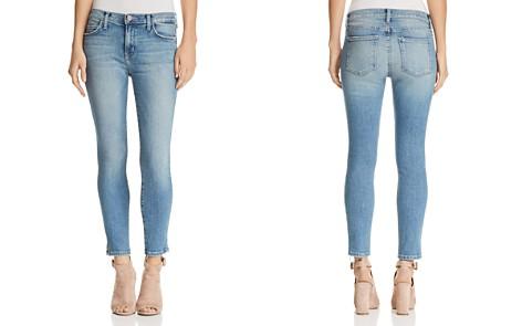 Current/Elliott The Stiletto Vented Skinny Jeans in Joey Medium - Bloomingdale's_2
