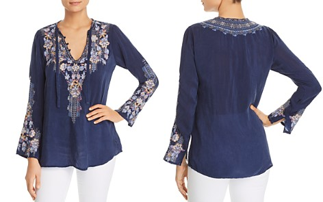 Johnny Was Tanya Embroidered Tunic - Bloomingdale's_2