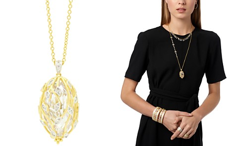"Freida Rothman Fleur Bloom Cluster Pendant Necklace, 24"" - Bloomingdale's_2"