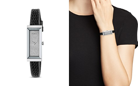 Gucci G-Frame Diamond Watch, 34mm - Bloomingdale's_2