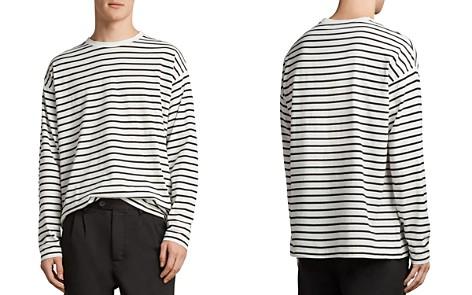 ALLSAINTS Kleve Stripe Long Sleeve Tee - Bloomingdale's_2