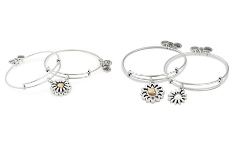 Alex and Ani You Are My Heart Expandable Bangles, Set of 2 - Bloomingdale's_2