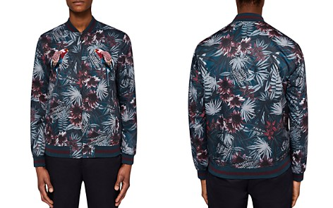 Ted Baker Parma Printed and Embroidered Jacket - Bloomingdale's_2