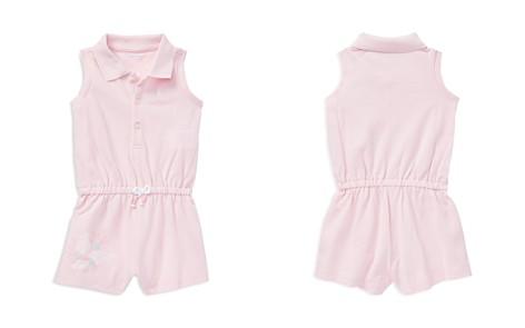Ralph Lauren Girls' Seashell Polo Romper - Baby - Bloomingdale's_2