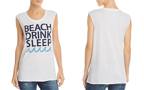 CHASER Beach Graphic Tee - Bloomingdale's_2