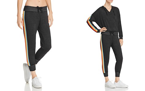Vintage Havana Rainbow-Trim Sweatpants - Bloomingdale's_2
