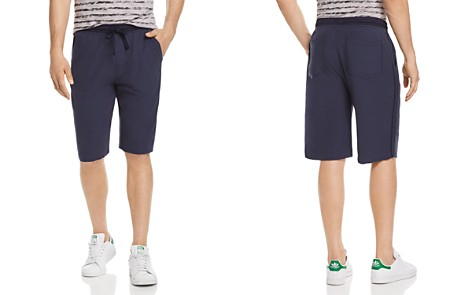 ATM Anthony Thomas Melillo Pique Drawstring Shorts - Bloomingdale's_2