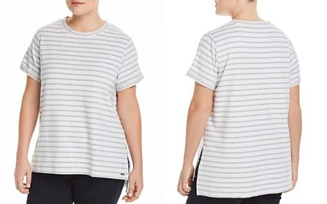 Marc New York Performance Plus Stripe-Print Short-Sleeve Top - Bloomingdale's_2