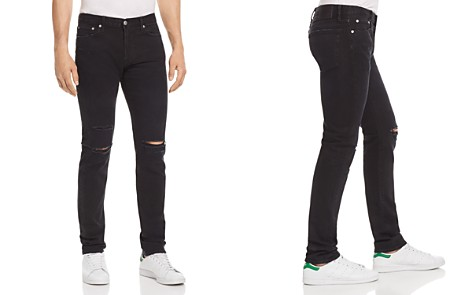 S.M.N Studio Finn Tapered Slim Fit Jeans in Clash - 100% Exclusive - Bloomingdale's_2