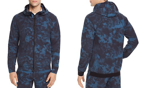 Spiritual Gangster Destination Patterned Hooded Jacket - Bloomingdale's_2