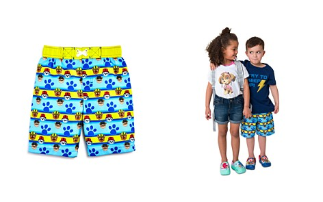Dream Wave x Nickelodeon Boys' PAW Patrol© Swim Trunks - Little Kid - Bloomingdale's_2