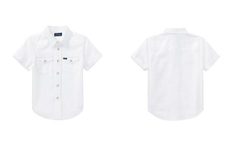 Polo Ralph Lauren Boys' Western Shirt - Little Kid - Bloomingdale's_2