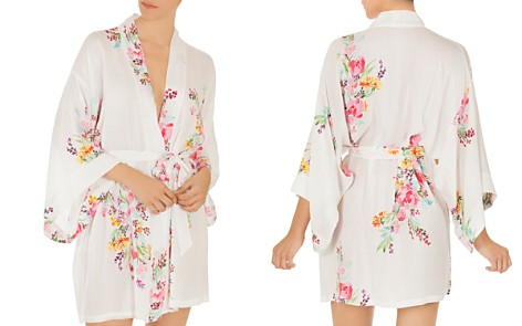 In Bloom By Jonquil Floral Wrap Robe - Bloomingdale's_2