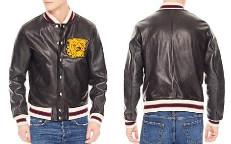 Sandro Varsity Jacket - Bloomingdale's_2