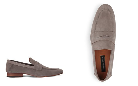 Gordon Rush Men's Wilfred Suede Apron Toe Penny Loafers - Bloomingdale's_2