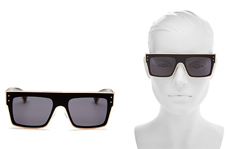 Moschino Women's 001 Square Sunglasses, 54mm - Bloomingdale's_2