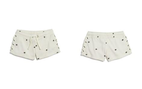 Vintage Havana Girls' Star-Print Lace-Up Shorts - Big Kid - Bloomingdale's_2