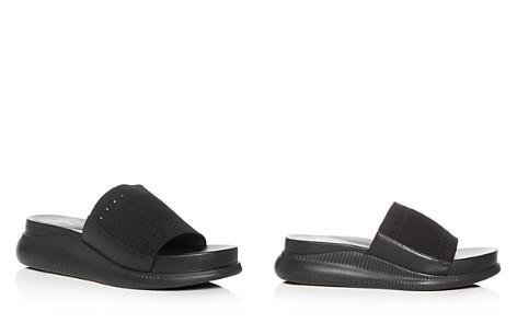 Cole Haan Women's 2.Zerogrand Stitchlite Knit Platform Slide Sandals - Bloomingdale's_2
