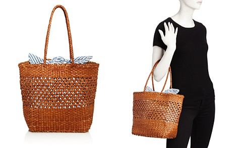 Loeffler Randall Maya Large Woven Leather Tote - Bloomingdale's_2