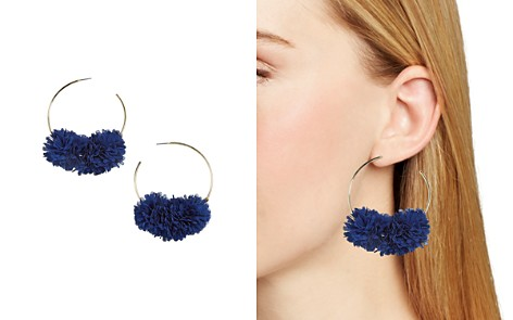 BAUBLEBAR Sanchia Floral Cluster Hoop Earrings - Bloomingdale's_2