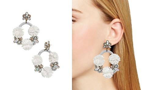 BAUBLEBAR Ice Lily Loop Drop Earrings - Bloomingdale's_2