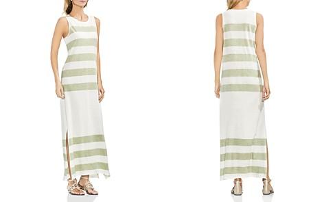 VINCE CAMUTO Modern Terrain Stripe Maxi Dress - Bloomingdale's_2