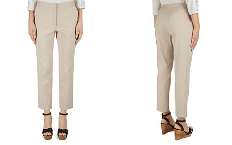Gerard Darel Martina Cropped Pants - Bloomingdale's_2