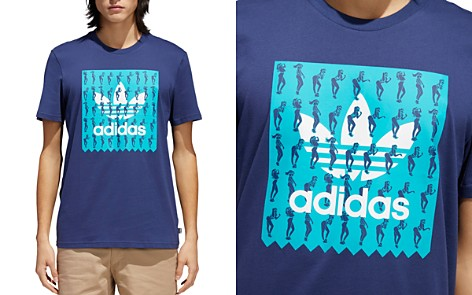 adidas Originals Dancer Logo Tee - Bloomingdale's_2