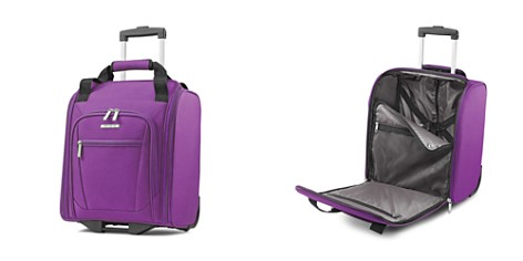 Samsonite Ascella Wheeled Underseat Carry-On - Bloomingdale's_2