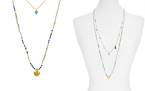 "Chan Luu Beaded Layered Pendant Necklace, 36"" - Bloomingdale's_2"
