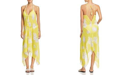 Ramy Brook Kym Printed Dress Swim Cover-Up - Bloomingdale's_2