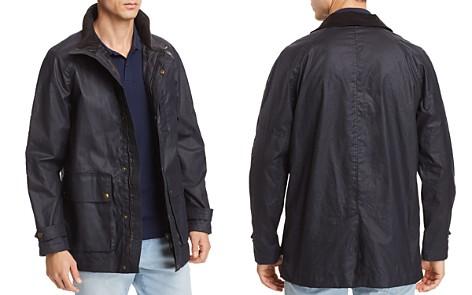 Belstaff Rutford Waxed Field Jacket - Bloomingdale's_2