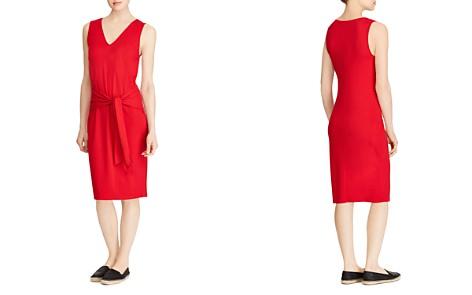 Lauren Ralph Lauren Tie-Waist Knit Dress - Bloomingdale's_2