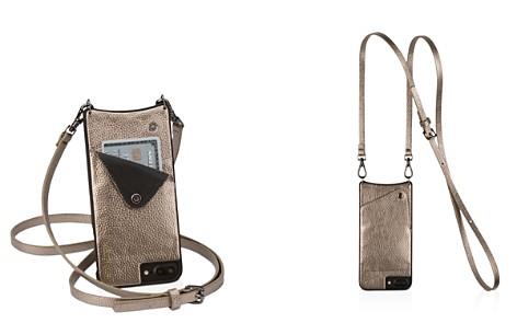 Bandolier Emma Metallic Leather iPhone Crossbody - Bloomingdale's_2