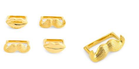 Jonathan Adler Muse Napkin Rings, Set of 4 - Bloomingdale's_2