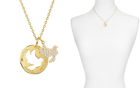 """Lulu DK Peace Necklace, 16"""" - Bloomingdale's_2"""