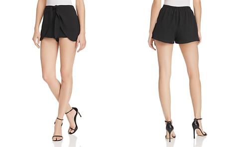 Jack by BBDAKOTA Quinn Tie-Front Shorts - Bloomingdale's_2