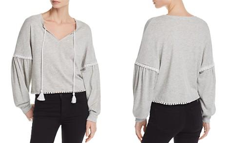 Generation Love Sprouse Tassel Sweatshirt - Bloomingdale's_2