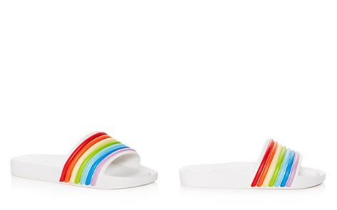 Melissa Women's 3-D Rainbow Pool Slide Sandals - Bloomingdale's_2