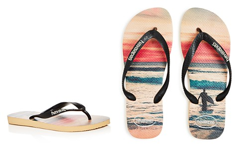havaianas Men's Hype Beach Print Flip-Flops - Bloomingdale's_2