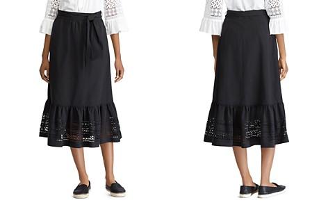 Lauren Ralph Lauren Lasercut Midi Skirt - Bloomingdale's_2