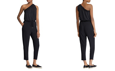 Lauren Ralph Lauren One-Shoulder Jumpsuit - Bloomingdale's_2