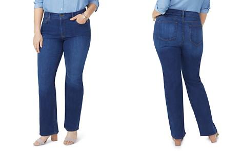 NYDJ Plus Barbara Bootcut Jeans in Cooper - Bloomingdale's_2