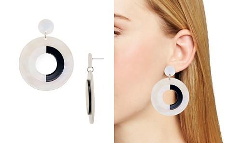 AQUA Color Block Drop Earrings - 100% Exclusive - Bloomingdale's_2