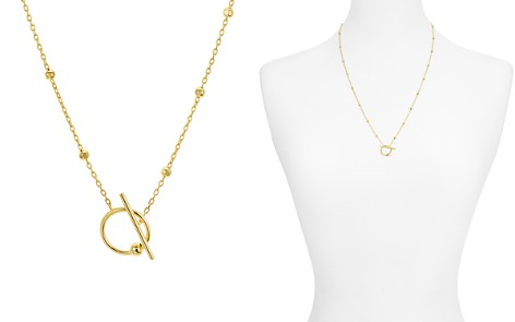 """Argento Vivo Open Toggle Necklace, 24"""" - Bloomingdale's_2"""