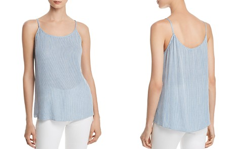 AQUA Stripe Cami - 100% Exclusive - Bloomingdale's_2