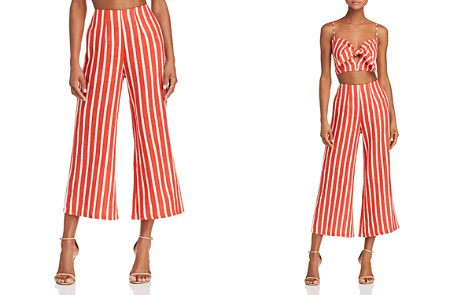 Faithfull the Brand Tomas Striped Culottes - Bloomingdale's_2