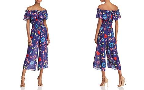 Parker Janice Off-the-Shoulder Floral Jumpsuit - Bloomingdale's_2